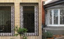 ساخت حفاظ پنجره در اصفهان